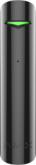 Беспроводной миниатюрный датчик разбития стекла Ajax GlassProtect