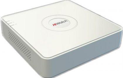 Видеорегистратор наблюдения HiWatch DS-N204P