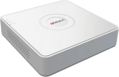 Видеорегистратор наблюдения HiWatch DS-N208(B)