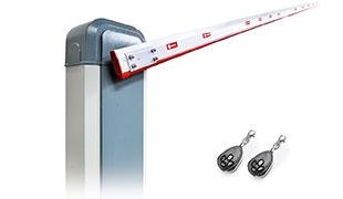 Автоматический шлагбаум AN-Motors ASB6000R комплект (со стрелой 4,3 метра)