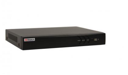 Видеорегистратор наблюдения HiWatch DS-N308P(B)