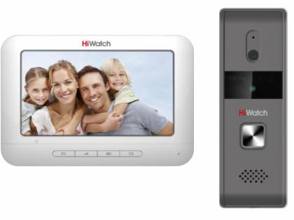 Комплект видеодомофона Hi DS-D100K