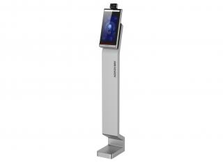 Терминал доступа с функцией распознавания лиц и определения повышенной температуры тела Hikvision DS-K5604A-3XF/V