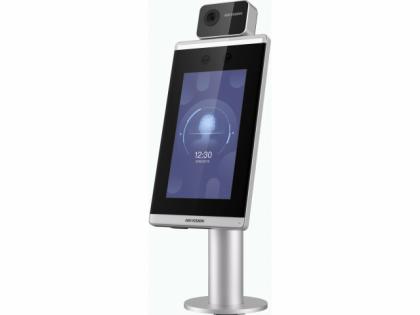 Терминал доступа с функцией распознавания лиц и измерения температуры тела Hikvision DS-K5671-3XF/ZU